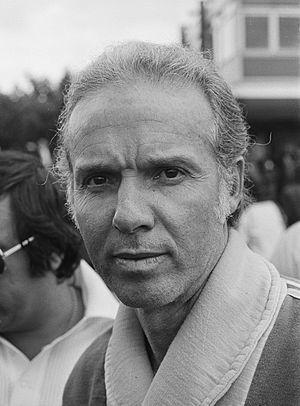 Mário Zagallo - Zagallo in 1974
