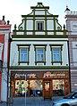 Měšťanský dům Hankovský (Havlíčkův Brod), Havlíčkovo nám. 49, Havlíčkův Brod.jpg