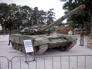 M-84AS Main battle tank