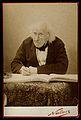 M.E. Chevreul. Photograph by Nadar. Wellcome V0026170.jpg