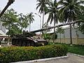 M107 at Zone 5 Military Museum, Danang.JPG
