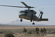 MARSOC Helicopter exercise