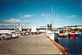 MARY'S HARBOUR WHARF 25TH JULY 2002 Port Hope Simpson Off The Beaten Path Llewelyn Pritchard.jpg