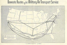 MATS Domestic routes, 1948