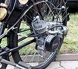 MAW-Motor, 49,5 cm³, 1,5 PS Bj. 1959 (2017-07-02 Sp).JPG