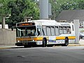 MBTA route CT2 bus at Sullivan Square station, July 2015.JPG