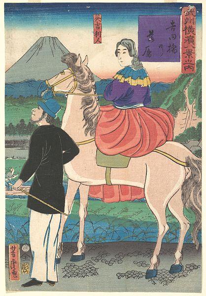 utagawa yoshitora - image 4