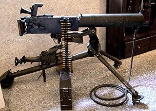MG 11 Heavy machine gun