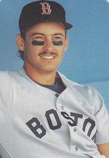 Mike Greenwell American baseball player and coach