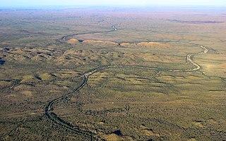 Panton River river in Western Australia, Australia