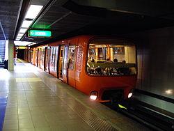 MPL85 - Métro de Lyon Ligne D - Station Grange Blanche.jpg