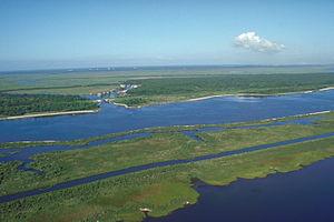 Mississippi River-Gulf Outlet MR-GO MRGO Rock ...