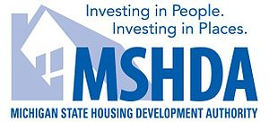 Michigan State Housing Development Authority - Image: MSHDA Logo 2012