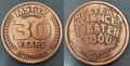 MST3K 30th Anniversary Challenge Coin.png