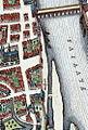Maastricht, omgeving OLV-wal, detail kaart Atlas Maior,1652.jpg