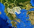 Macedonia Macedon sat-map.jpg