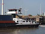 Macoma (ship, 1970) - ENI 02320378, Zandvlietsluis, Port of Antwerp pic4.JPG
