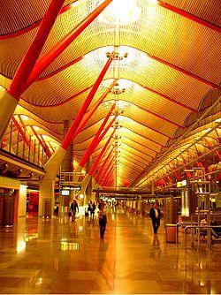 Madrid Barajas Lufthavn Wikipedia