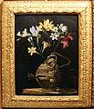 Maestro della fiasca di forlì, fiori in una fiasca impagliata, 1625-30 circa (musei di forlì) 01.JPG