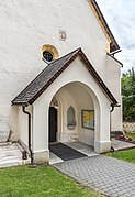 Magdalensberg St. Thomas Pfarrkirche hl. Thomas Vorhalle WNW-Ansicht 04102019 7221.jpg