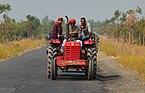 Mahindra Tractor, India.jpg