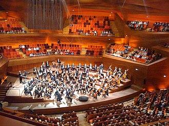 Danish National Symphony Orchestra - Copenhagen Concert Hall