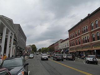 Lee (CDP), Massachusetts Census-designated place in Massachusetts, United States