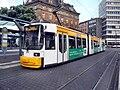 Mainzer ZOB- Richtung Worms (Süd) (Straßenbahn 203, neue Bauart) 11.6.2009.JPG
