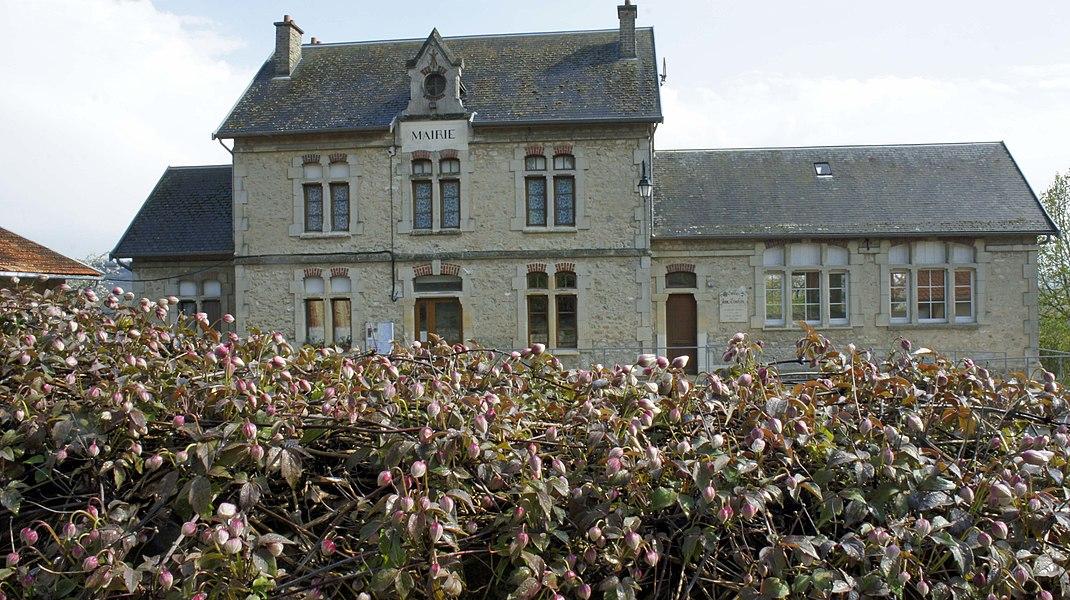 Mairie de Pévy.