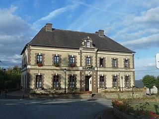Soligny-la-Trappe Commune in Normandy, France