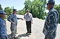 Maj. Gen. Walsh tours Sacramento River levee (7606439840).jpg