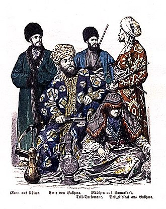 The Great Game - People of Central Asia c. 1861–1880