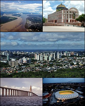 Image illustrative de l'article Manaus