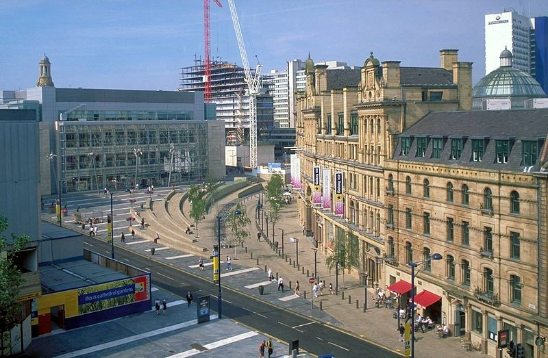 ����� ''manutd'' vs'' roma'' ���8 800px-Manchester_Exchange_Squares.jpg