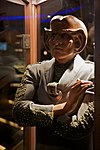 Mannequin in Ferengi Makeup and Uniform.jpg