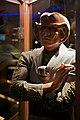 Mannequin in Ferengi Makeup and Uniform.jpg