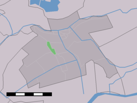 Map NL - Vlist - Goudseweg.png