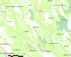 Map commune FR insee code 01013.png