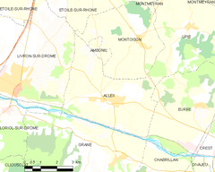 Map commune FR insee code 26006.png