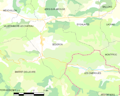 Map commune FR insee code 26340.png