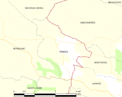 Map commune FR insee code 32308.png