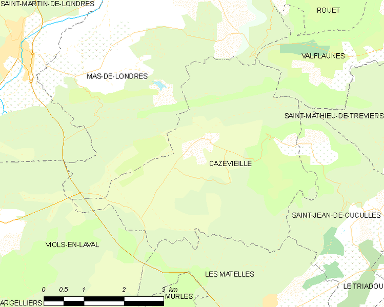 File:Map commune FR insee code 34066.png
