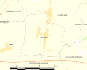Map commune FR insee code 45010.png