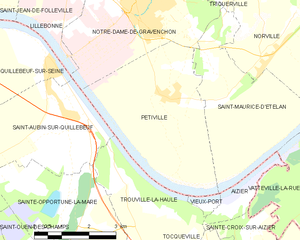Map commune FR insee code 76499.png