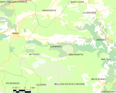 Map commune FR insee code 83052.png