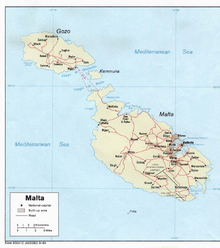 Outline of Malta Wikipedia