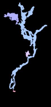 Mapa Jeziora Jeziorak.SVG