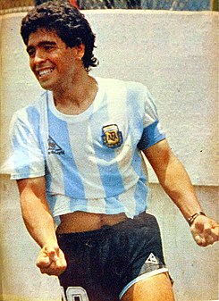 Diego Armando Maradona - Wikipedia ae7d8bbad39e5