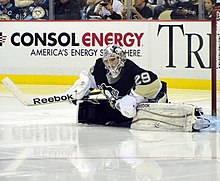 save off a187e 44edc Marc-André Fleury - Wikipedia