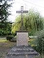 Marcilly-d'Azergues - Croix métallique 1837 (sept 2018).jpg